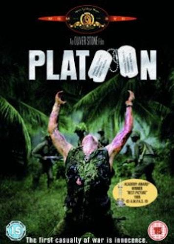 Platoon/Plutonen (Import Sv.Text)