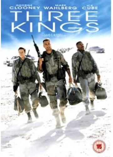Three Kings DVD (import)