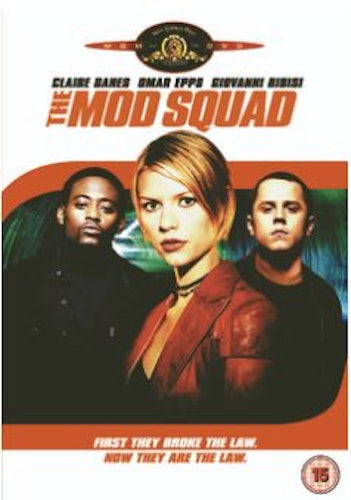 The Mod squad DVD (Import Sv.Text)