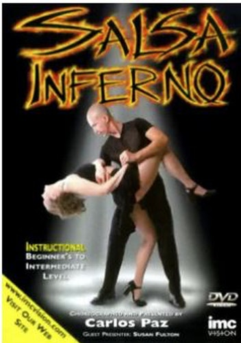 Salsa Inferno DVD (import)