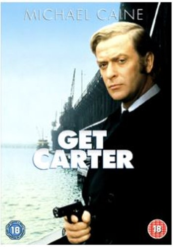 Get Carter DVD (import)