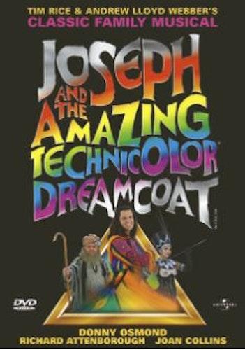 Joseph And the Amazing Technicolor Dreamcoat DVD (import)
