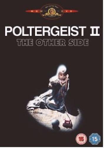 Poltergeist II DVD (import)