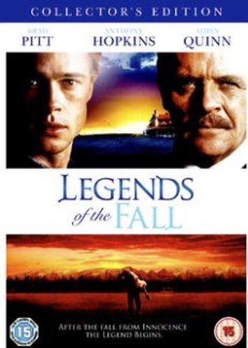 Höstlegender/Legends Of The Fall - Collector's Edition DVD (import)