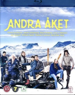Andra Åket - Säsong 1 (Blu-ray)