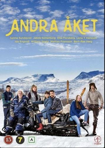 Andra Åket - Säsong 1 (DVD)