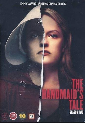 Handmaid's Tale - Säsong 2 (DVD)