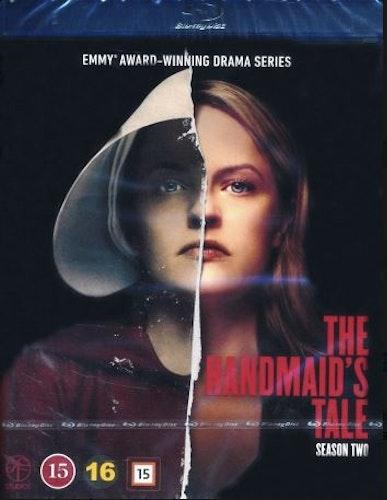 Handmaid's Tale - Season 2 (Blu-ray) (Ingen Sv. Text)