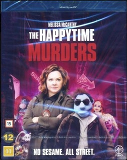 Happytime Murders (Blu-ray)