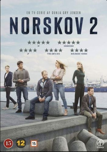 Norskov - Säsong 2 (DVD)