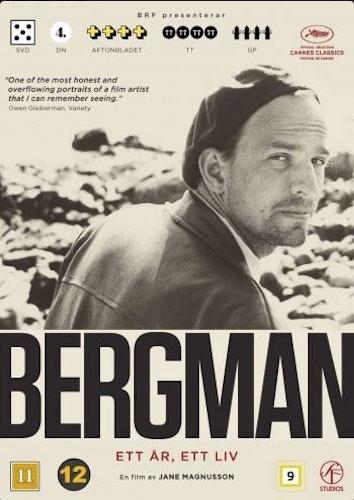 Bergman - Ett år, ett liv DVD