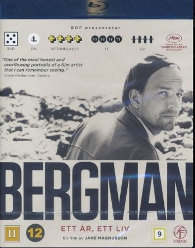 Bergman - Ett år, ett liv (Blu-ray)