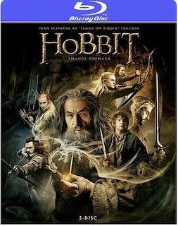 Hobbit: Smaugs Ödemark bluray
