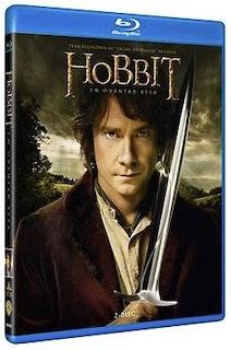 Hobbit: En Oväntad Resa bluray