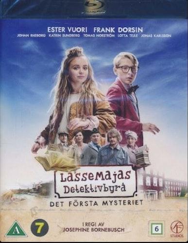 LasseMajas Detektivbyrå - Det Första Mysteriet (Blu-ray)