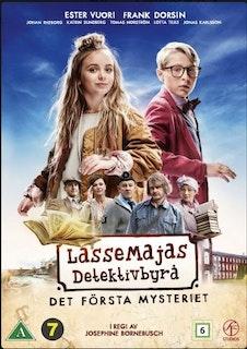 LasseMajas Detektivbyrå - Det Första Mysteriet DVD