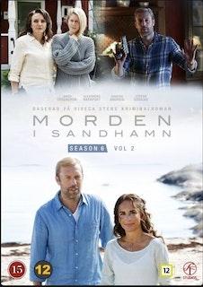 Morden i Sandhamn - Säsong 6 Vol. 2 DVD