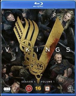Vikings - Säsong 5 - Vol. 1 (Blu-ray)