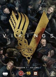 Vikings - Säsong 5 - Vol. 1 (DVD)