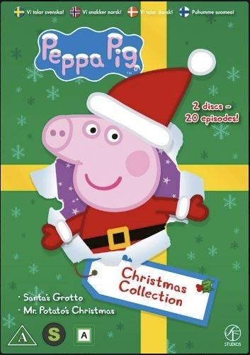 Greta Gris - En Julsamling DVD