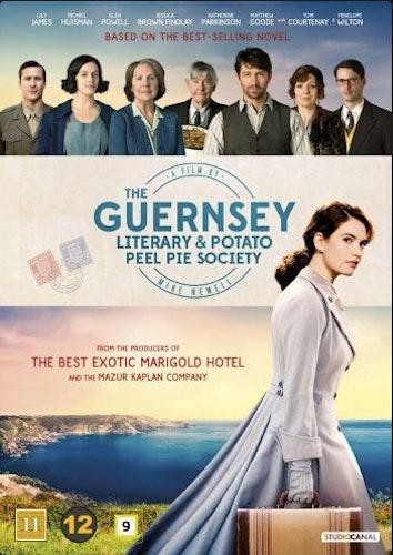 Guernseys litteratur- och potatisskalspajssällskap (DVD)