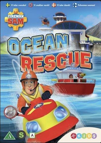 Brandman Sam - Säsong 9: Vol 2 - Räddning till havs DVD