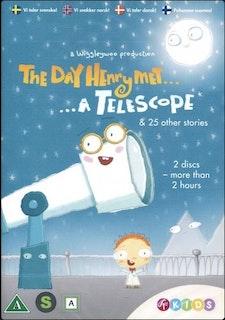 Henry Råkar På... Ett Teleskop DVD