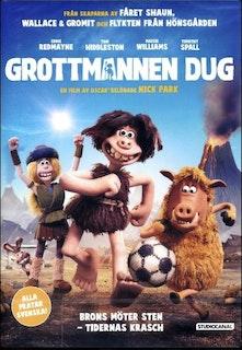 Grottmannen Dug (DVD)