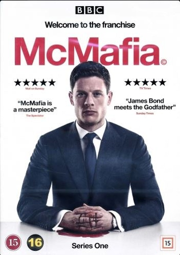 McMafia - Säsong 1 (DVD)