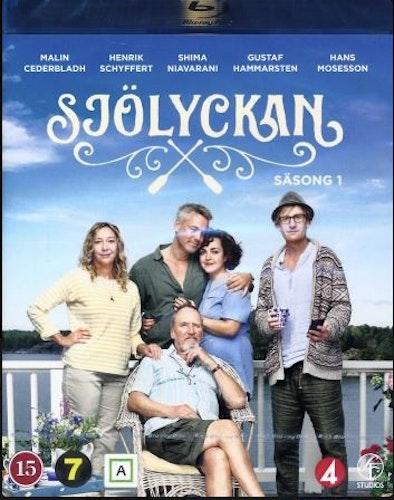 Sjölyckan - Säsong 1 (Blu-ray)