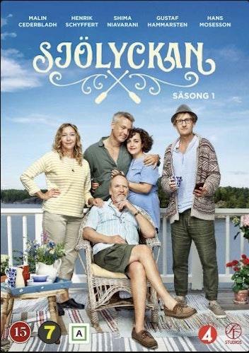 Sjölyckan - Säsong 1 (DVD)