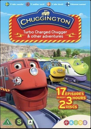 Chuggington - Box 2 DVD