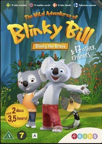 Blinky Bills bravader - Säsong 1 DVD