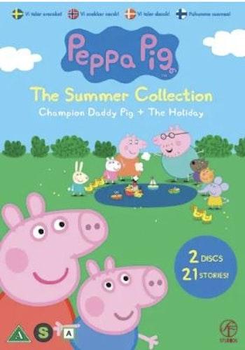 Greta Gris - The Summer Collection (2 disc) DVD