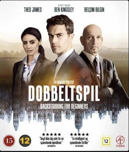 Backstabbing For Beginners (Dobbeltspil) (Blu-ray)