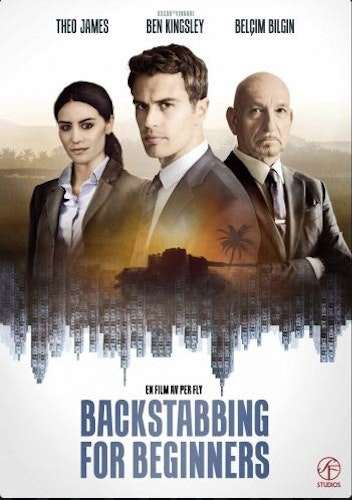 Backstabbing For Beginners (Dobbeltspil) DVD