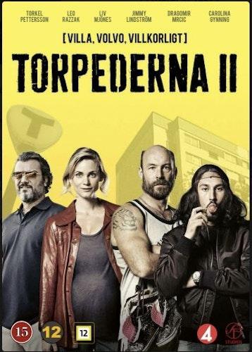 Torpederna - Säsong 2 DVD