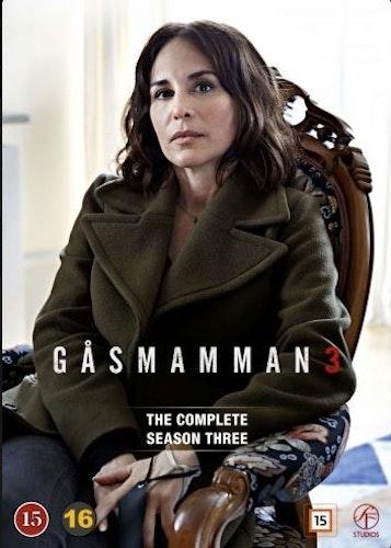 Gåsmamman - Säsong 3 DVD