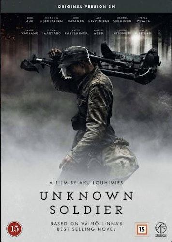 Okänd Soldat (2017) DVD