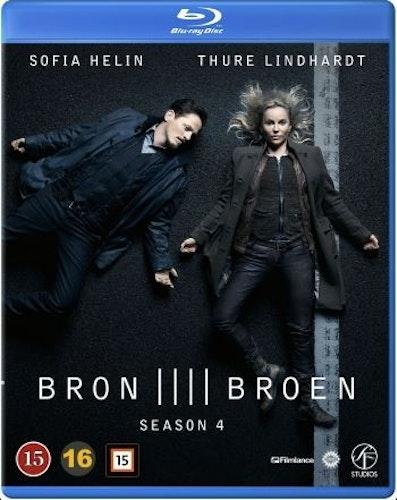 Bron - Säsong 4 (Blu-ray)