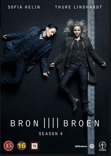 Bron - Säsong 4 DVD