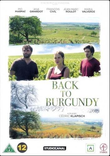 Vår vingård i Bourgogne/Back to burgundy DVD