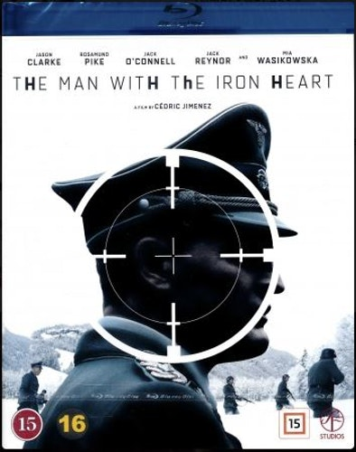 Man with the Iron Heart (Blu-ray)
