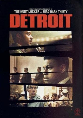 Detroit DVD