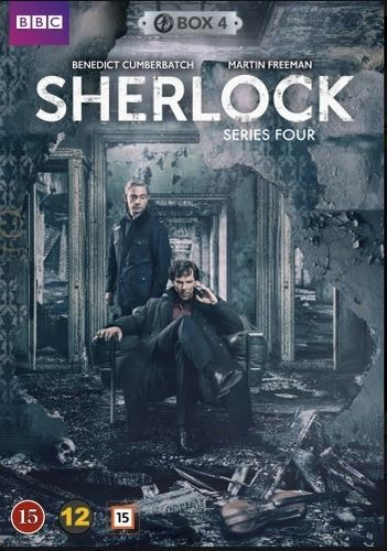 Sherlock - Säsong 4 DVD