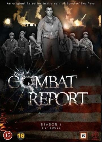 Combat Report (Miniserie) DVD