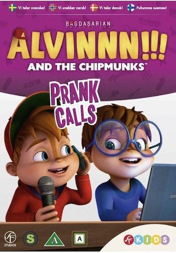 Alvinnn and the chipmunks - Season 2 - vol. 6 - DVD