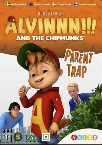 Alvinnn!!! och gänget - Säsong 2: Vol 5 - Föräldrafällan DVD