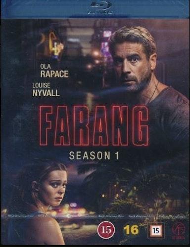 Farang - Säsong 1 (2-disc) (Blu-ray)