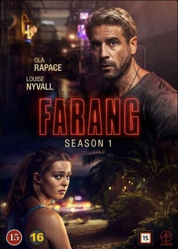 Farang - Säsong 1 (2-disc) DVD